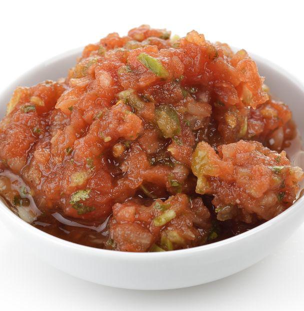 Fresh Homemade Salsa